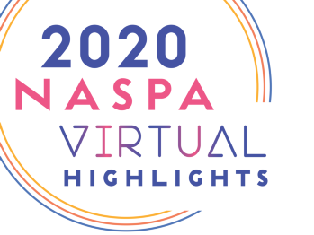 2020 NASPA Virtual Highlights logo