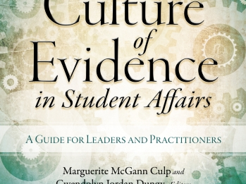 Building a Culture of Evidence Cover