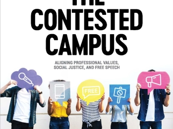 The Contested Campus Cover