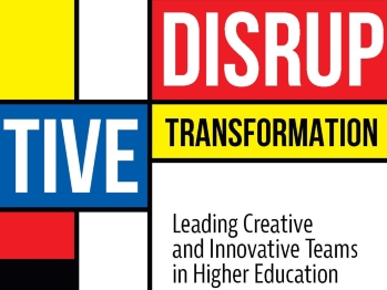 Disruptive Transformation book cover