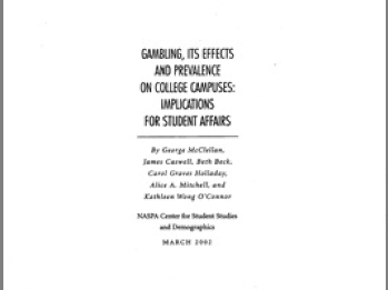 Gambling Cover