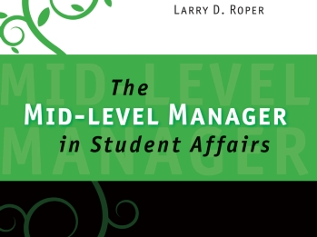 Mid-Level Manager in Student Affairs Cover