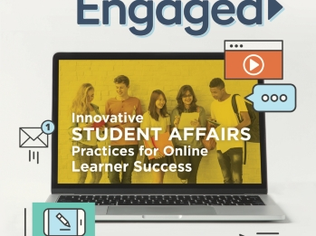 Online and Engaged book cover