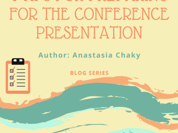 7 Tips for Preparing for the Conference Presentation