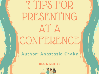 7 Tips for Presenting at a Conference