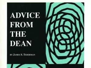 Advice from the Dean Book Cover