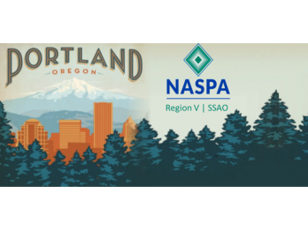 Region V SSAO Retreat Logo - Portland