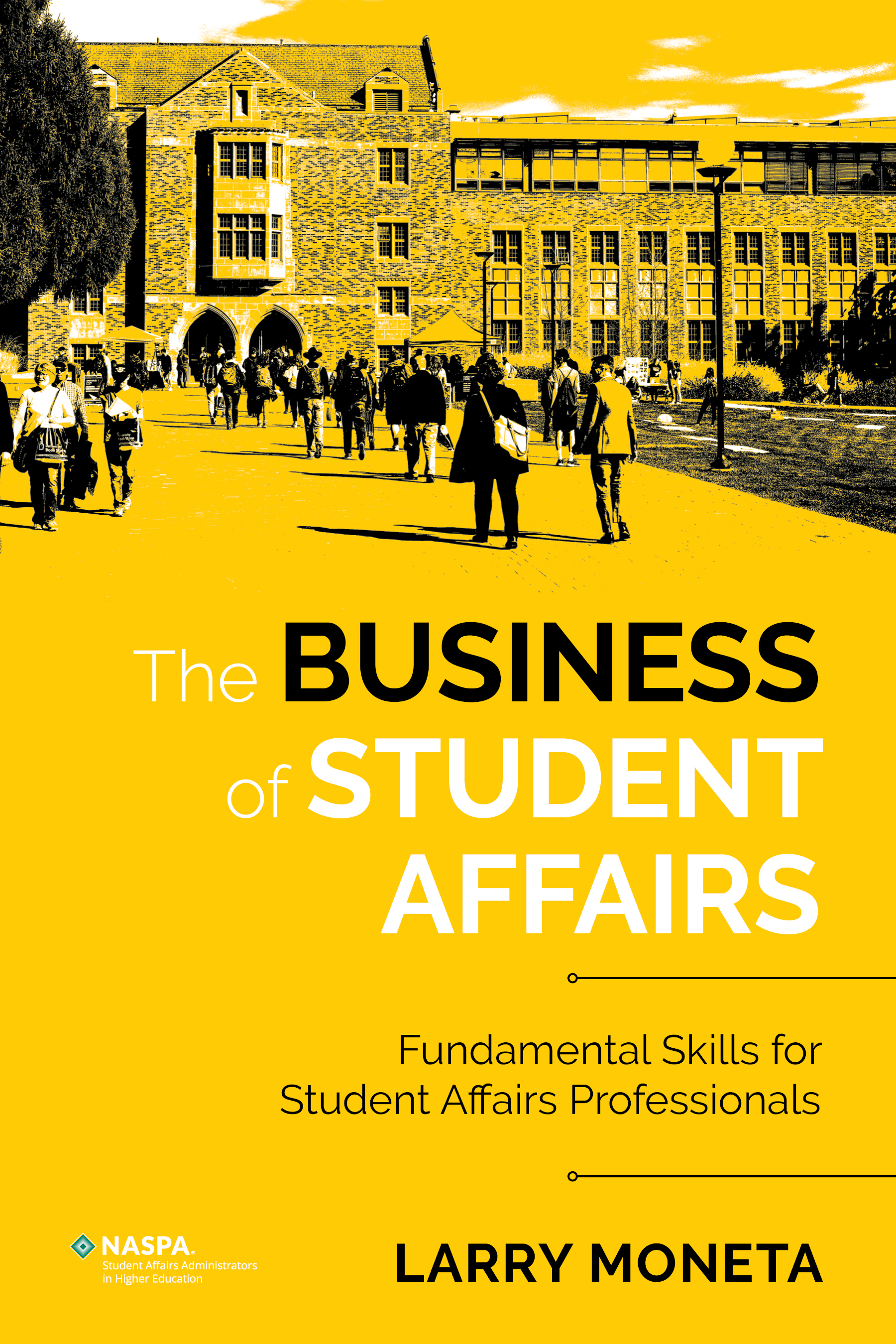The Business of Student Affairs Cover