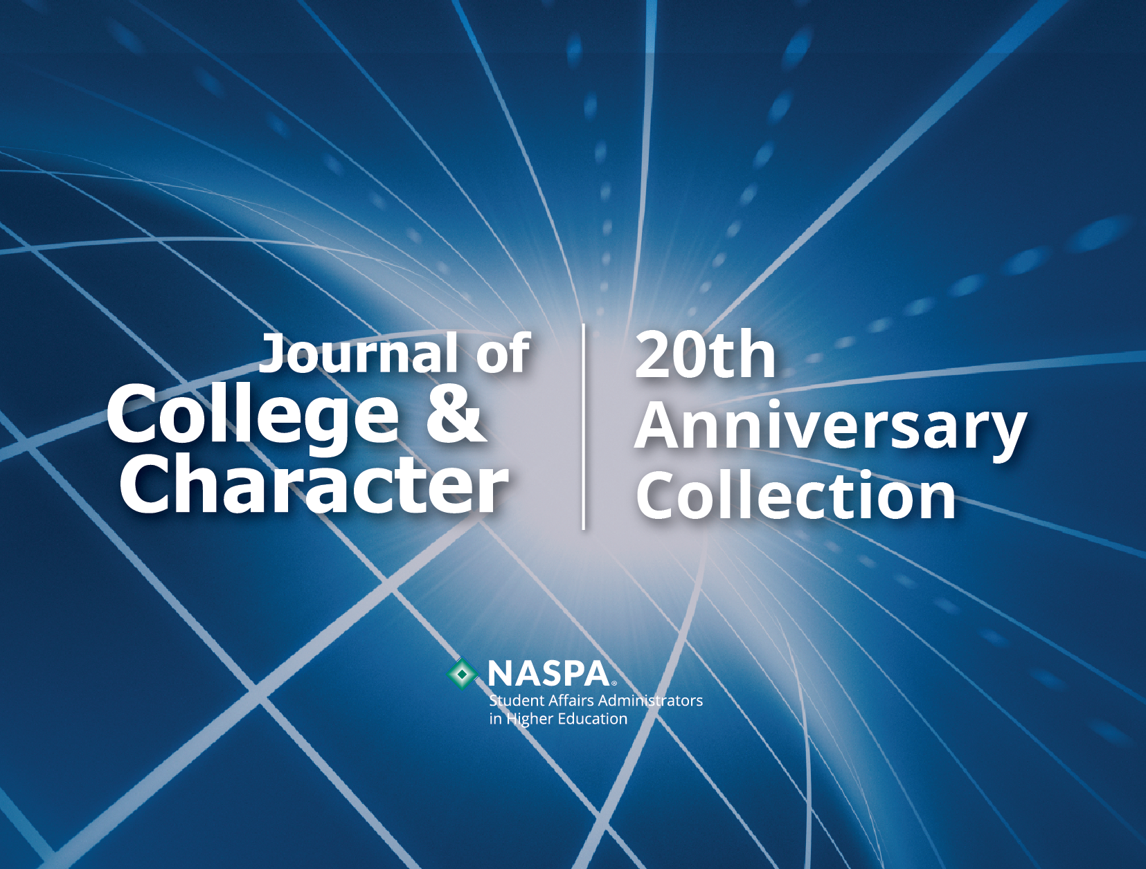 The Journal of College and Character 20th Cover