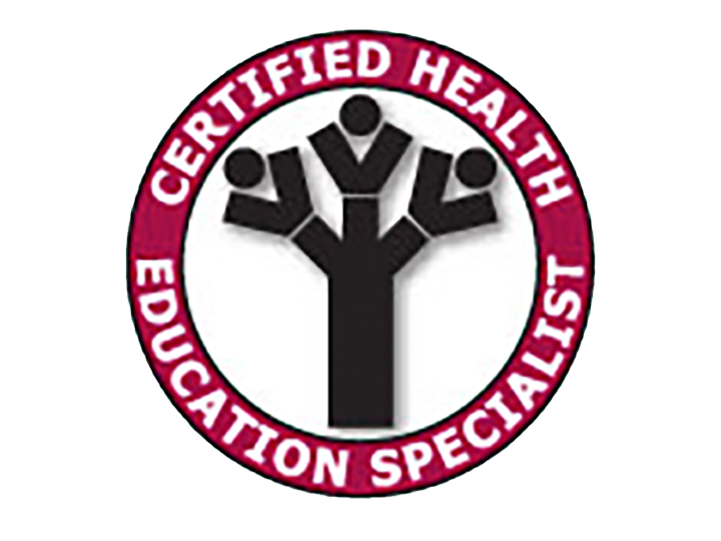Image of the National Comission for Health Education Credentialing and link to its website