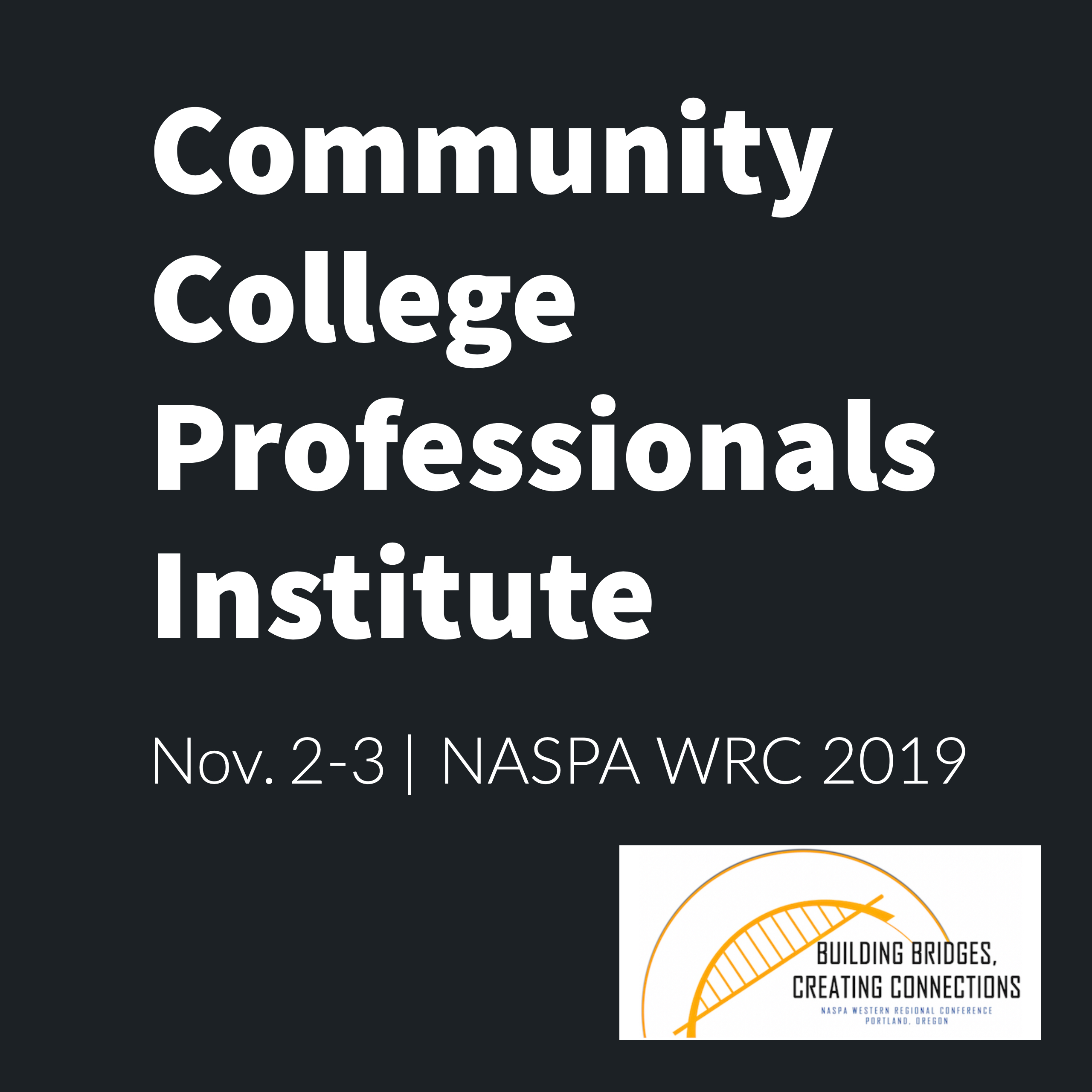 Community College Professionals Institute