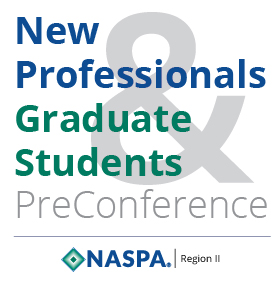 New Professionals and Graduate Student (NPGS) Pre-Conference