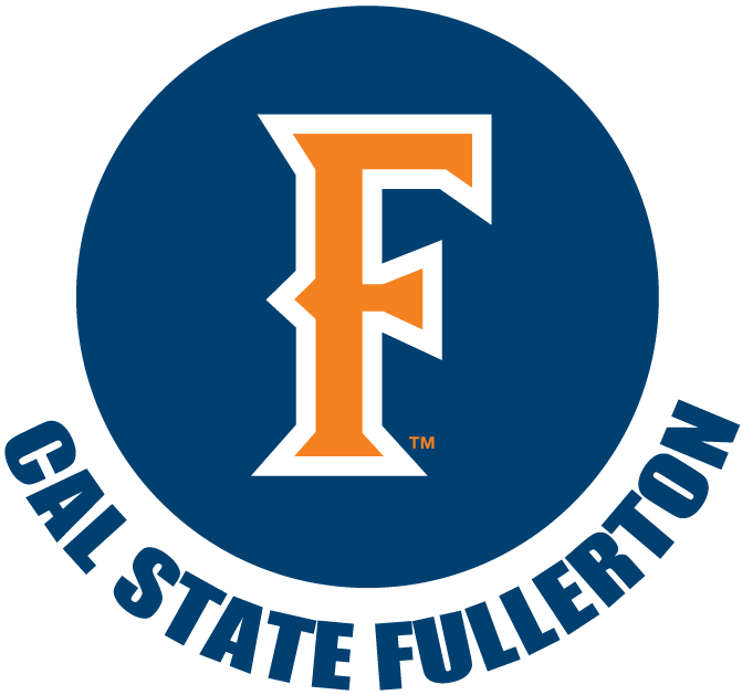 Cal State Fullerton logo - NASPA LEAD participating institute