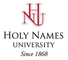 Holy Names University logo - NASPA LEAD participating institute