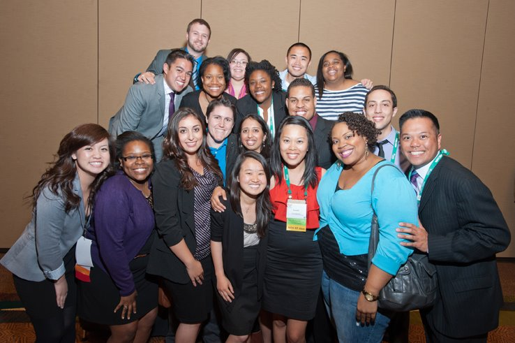 nufp alums at the annual conference