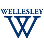 Wellesley College logo - NASPA LEAD participating institute